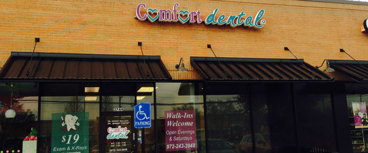 Comfort Dental Archives - Addison Town Center
