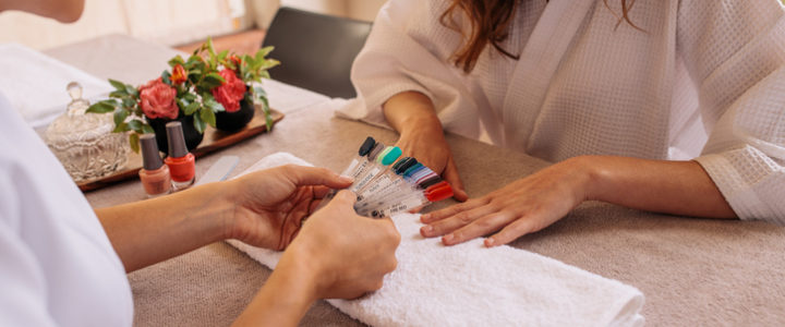 Find the Best Nail Salon in Addison at Addison Town Center